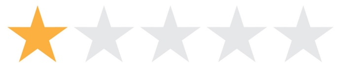 5 star rating icon vector illustration eps10. 5 star rating sign