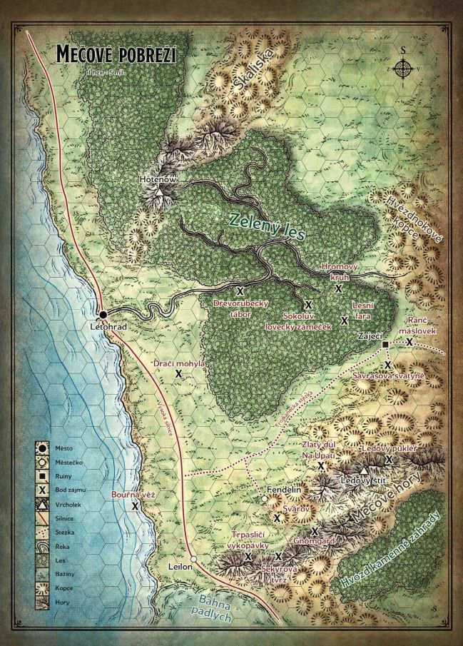 36 - mapa